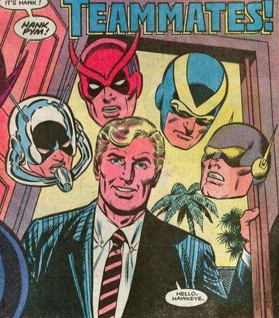 Hank Pym has held several identities.