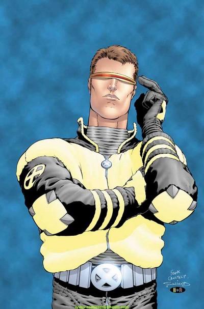 New X-Men Cyclops