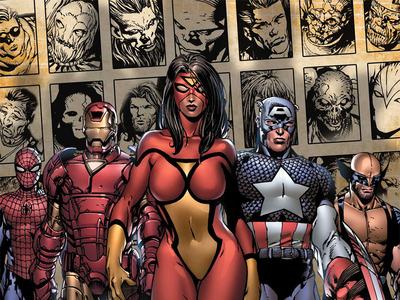 Member of Avengers