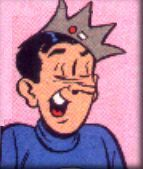 Jughead and his trademark beanie