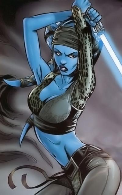 Aayla Secura - Jedi Master
