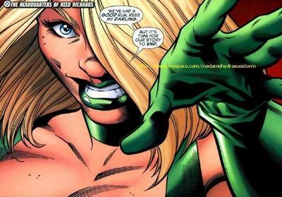 Earth-1720 Madame Hydra Sue Storm