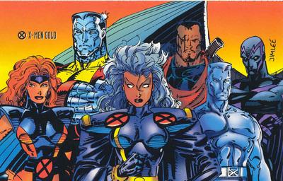 X-Men's Gold Team