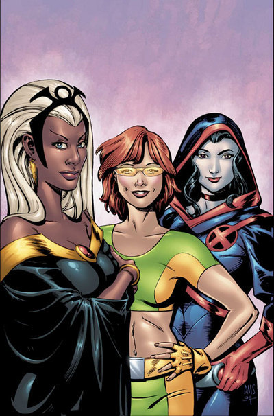 Ororo: The First Change in Diversity for Women in Comics