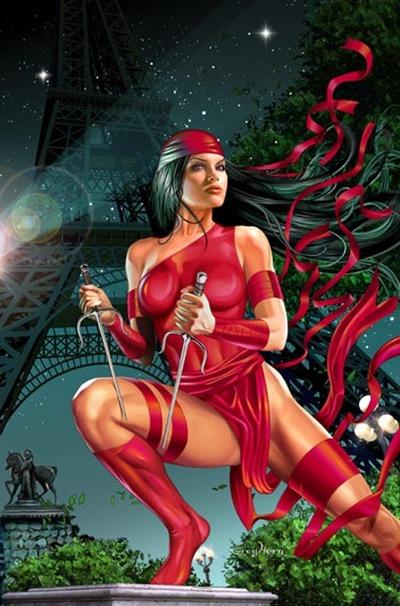 Elektra Returned