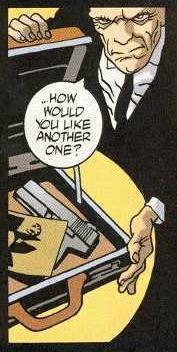 Agent Graves' attaché