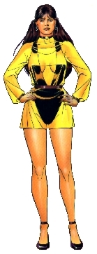 Silk Spectre (DC's Watchmen)