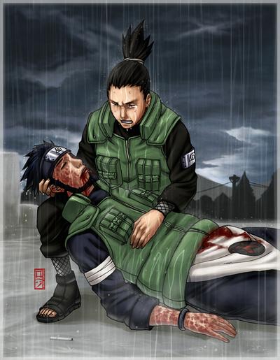 Death Of Asuma