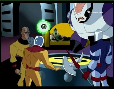 Clip from televisions JLU