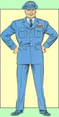 Ross in Uniform