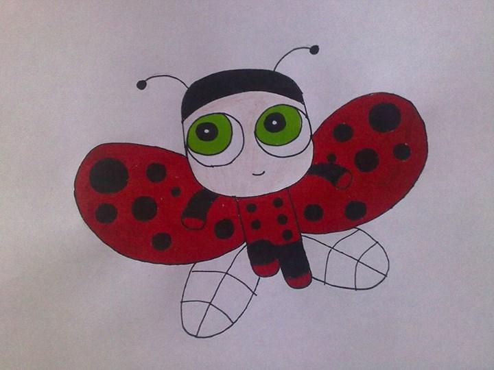 @v_scarlotte_rose's Ladybird Lady