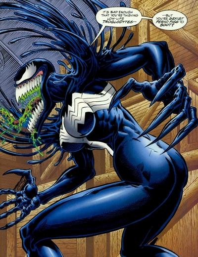 Ann Weying (She-Venom)