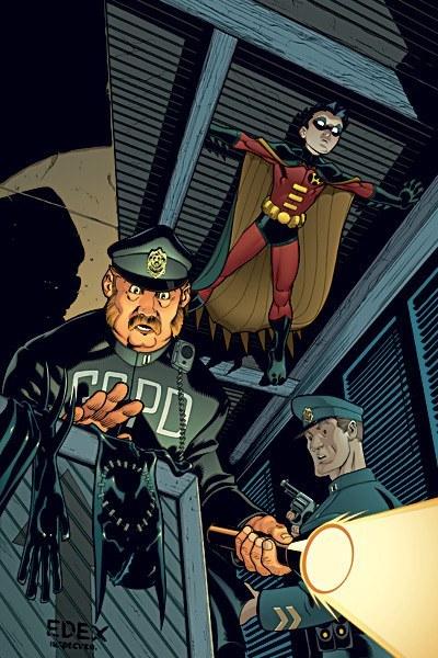 Robin, a fugitive?