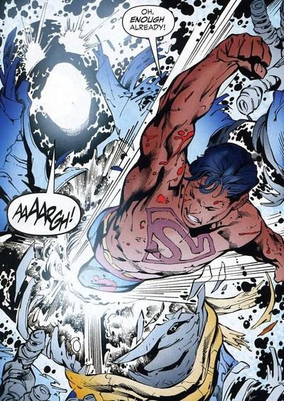 Superboy-Prime's Revenge