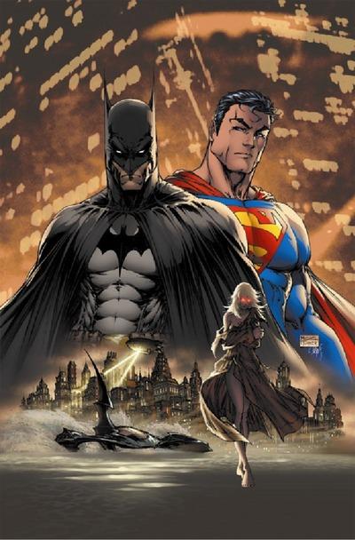 Kara Zor-EL (II) - Superman/Batman #8