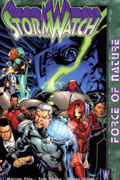 StormWatch Prime, Red, and Black