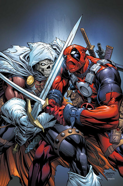 There are limits to Taskmaster's mimicry.