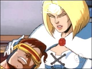 Animated Emma Frost