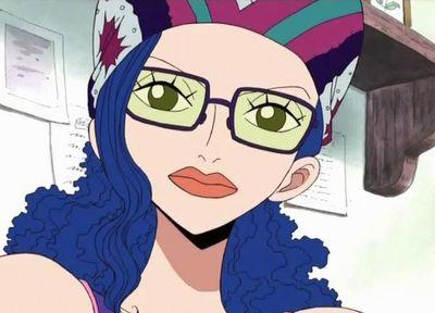 Paula aka Miss Doublefinger