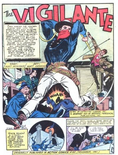 Vigilante (Golden Age)