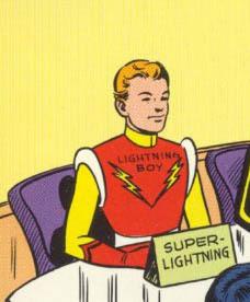 Original Lightning Boy