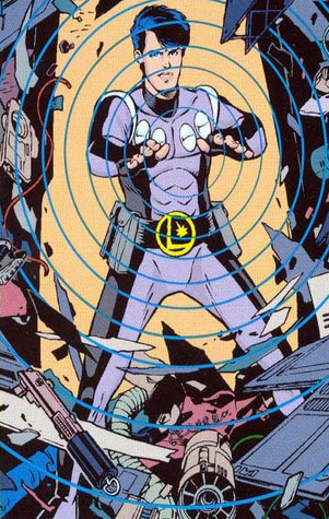 Cosmic Boy (Batch SW6)