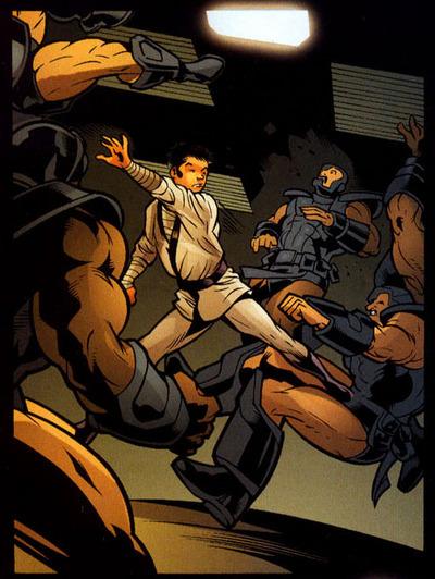 Karate Kid (Earth Prime)