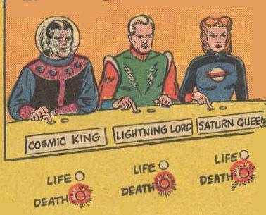 Legion of Super-Villains