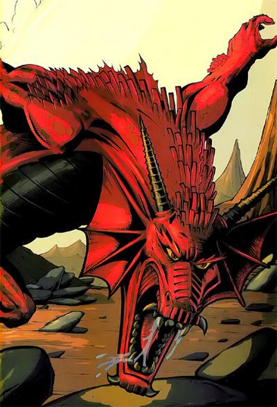 Daddy Dragon