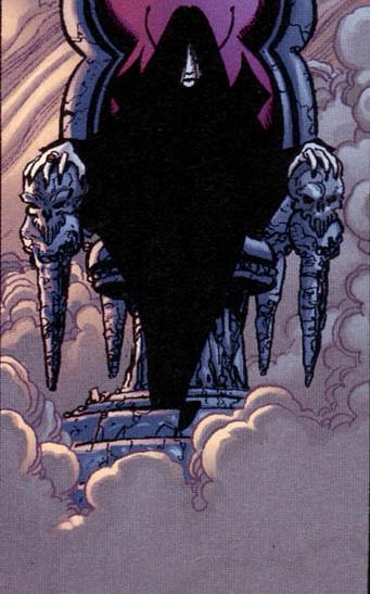 Ruler of Sorcerer's World