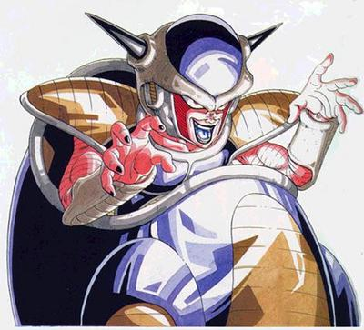 Freeza as he first appeared