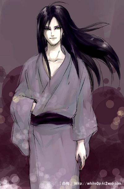 Orochimaru, Kabuto's father figure