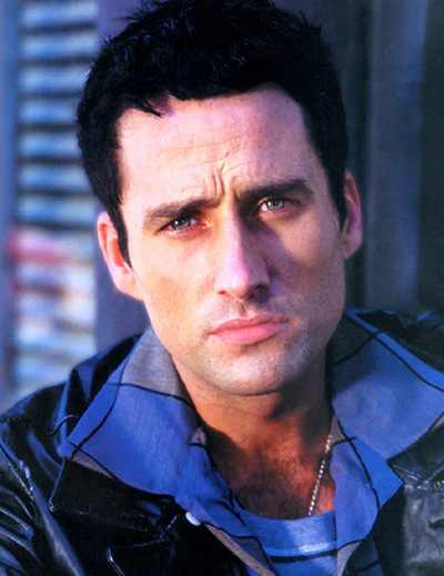 Doyle as he appears in Angel, played by Glenn Quinn