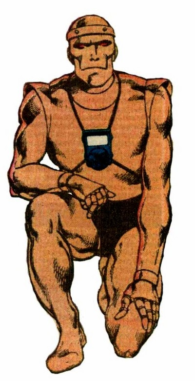 Cliff Steele: Robotman of the Silver Age