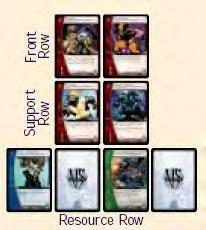 Card Formation