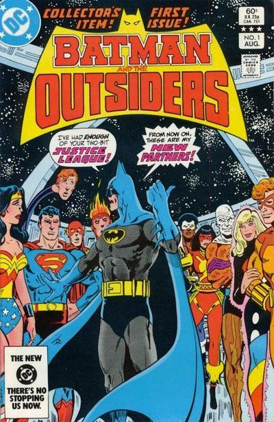 Birth of the Outsiders