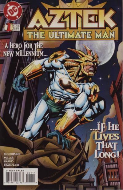 Aztek: The Ultimate Man #1
