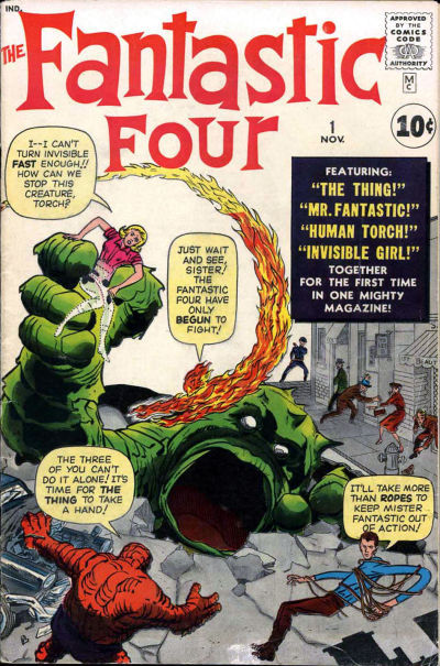 ...but the Marvel Age conquers