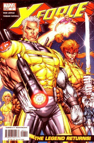 X-Force Returns