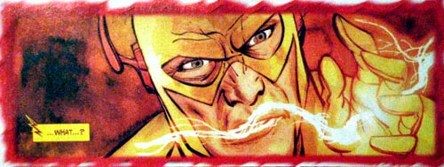 From FLASHPOINT: REVERSE FLASH