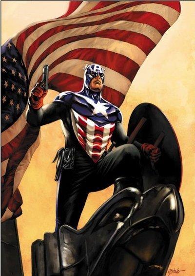 Captain America Returns!