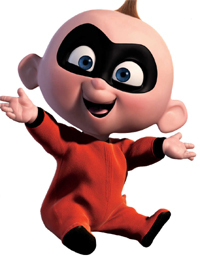 Jack Jack Puts an End to Syndrome
