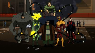 Spectacular Sinister Six