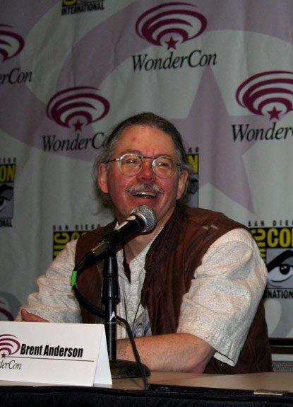 Brent Anderson, Wonder-Con 2/08