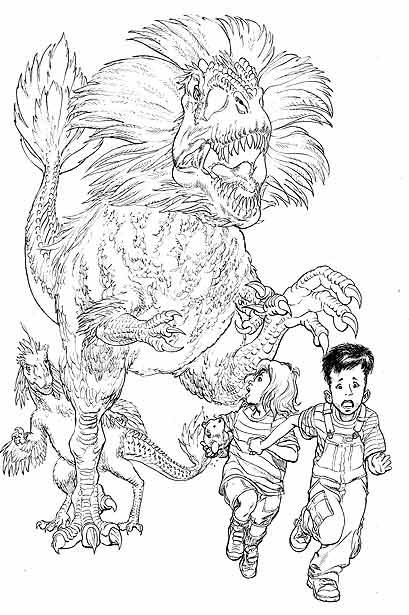 Good Mother Dinosaur