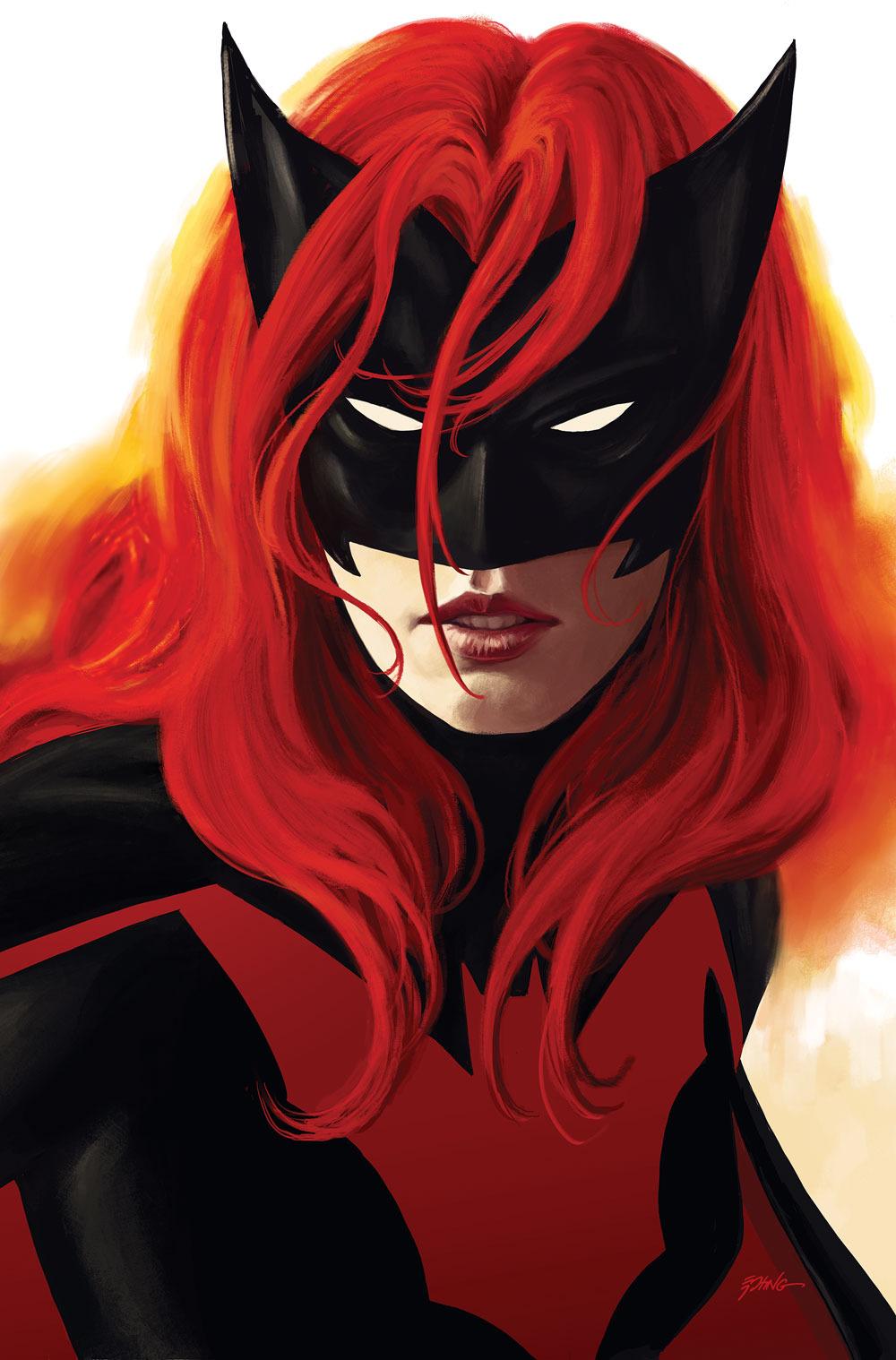 Batwoman: Rebirth #1 by Steve Epting
