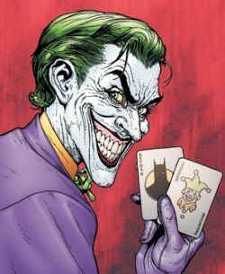 Joker killed Multi-Man about seventy times in order to escape from the Slab.