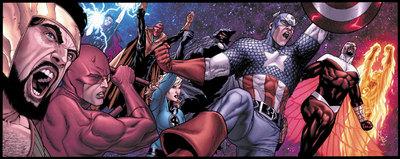 Secret Avengers Assemble!