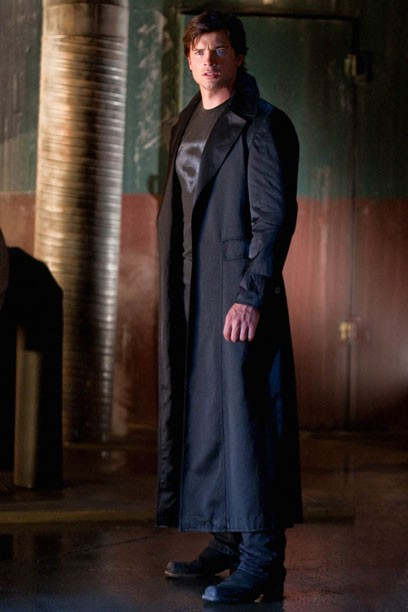 The Blur Outfit from Smallville