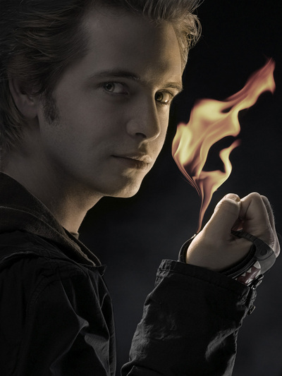 Pyro in the third movie